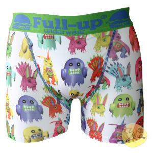 boxer full-up motif monters