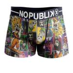 BOXER NOPUBLIK CALAVERITAS MULTI SKULL HEAD