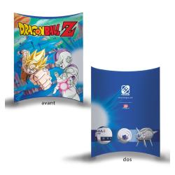 Boxer Fantaisie Freegun DBZ Namek bis