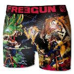 Boxer Fantaisie Freegun Dragon Vs Tigre