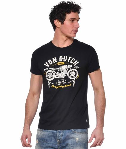T-shirt Von Dutch KUSTOM