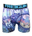 boxer fantaisie freegun motif Batman tag