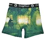 Boxer Homme CRAZYBOXER Foret