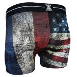 No Publik Boxer motif France VS Usa