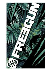 Serviette TROPICAL FREEGUN