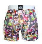Boxer Freegun Lapins Cretins motif ALL