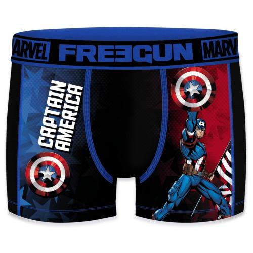 Boxer enfant Fantaisie Freegun Capitaine USA