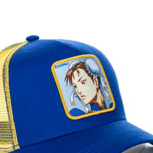 Casquette CHUNLI CAPSLAB BY  STREET FIGHTER
