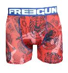 boxer freegun Tattoo motif circus