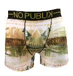 No Publik Boxer Homme motif authentic