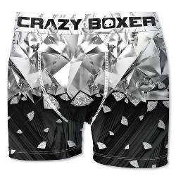Boxer Homme CRAZYBOXER Diamants