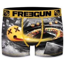 Boxer Fantaisie Freegun Smiley Roulette