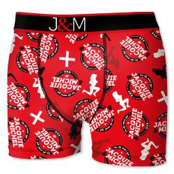 Boxer jacquie&michel motif Pin-up