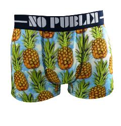 Boxer No Publik motif Color Pineapple
