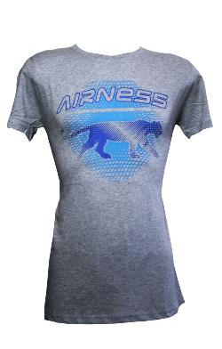 T-Shirt AIRNESS Homme Gris