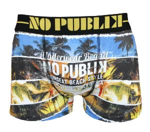 Boxer Nopublik motif sunseat