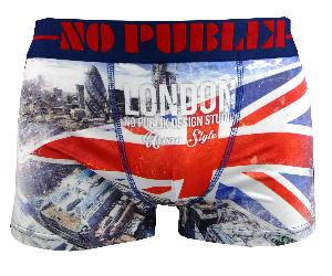 boxer no publik motif london