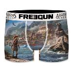Boxer Freegun Assassins creed L'Odyssée