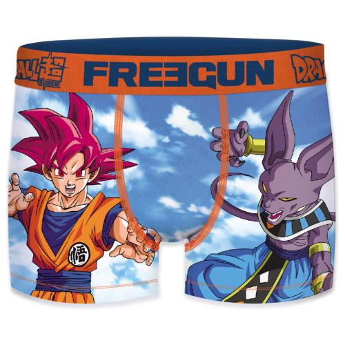 Boxer Enfant freegun dragon ball Z Kaio Shin