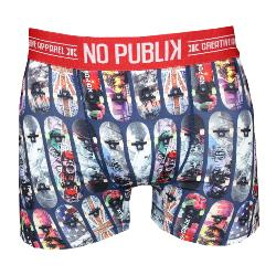 Boxer NOPUBLIK motif Skate-color