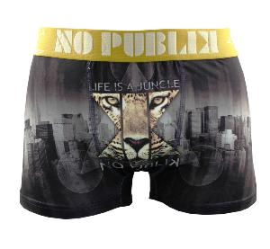 boxer no publik motif jungle