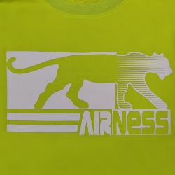T-Shirt AIRNESS Homme TURBULENT ANIS