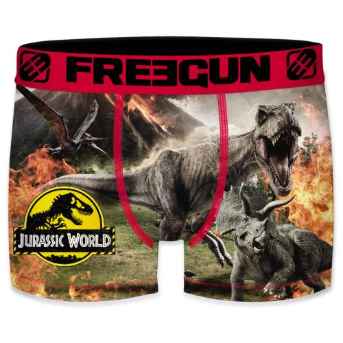 Boxer Fantaisie Jurassic World