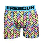 boxer fantaisie freegun motif haribo croco black