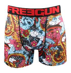 Freegun Boxer Homme Tattoo dragons