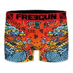 Boxer Freegun Tattoo motif Dragon