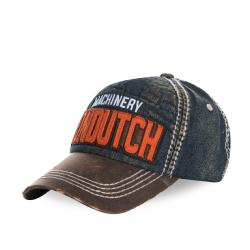 Casquette VONDUTCH  Machinery Jeans