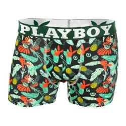 Boxer Homme Playboy Tropical