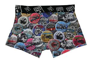 boxer enfant no publik badge