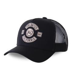 Casquette VONDUTCH   baseball BLACK