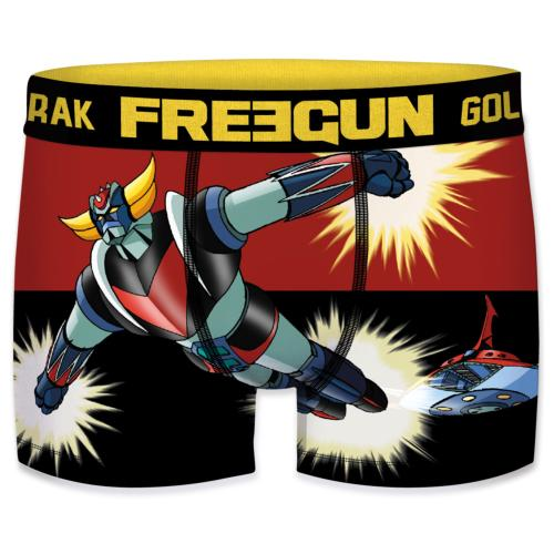 Boxer Fantaisie Freegun Goldorak  fly