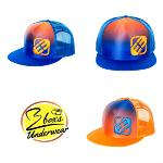 Casquette Freegun Orange ou Bleu