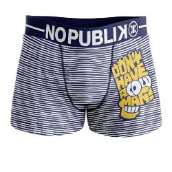 Boxer Homme Nopublik Simpson multi bart stripes