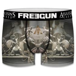 Boxer Freegun Assassins creed Spartiate war