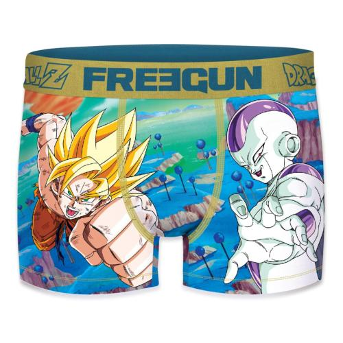 Boxer Fantaisie Freegun DBZ FREEZER VS GOKU