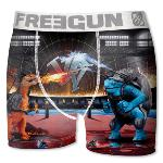 Boxer Fantaisie Freegun pokemon VS monstre