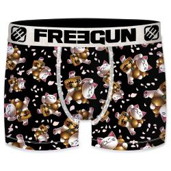 Boxer Fantaisie Freegun Chat
