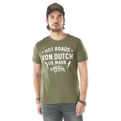 T-Shirt vondutch Homme Hot roads