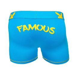 Boxer Homme Playboy  FAMOUS