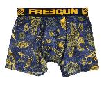 boxer freegun Tattoo motif marine