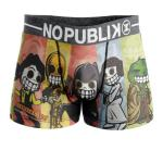 BOXER NOPUBLIK CALAVERITAS SKULL SPACE WARRIORS
