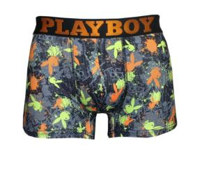 Boxer Homme Playboy Graffiti