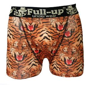 boxer full-up motif lion