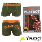 Boxer Homme Playboy  Perfect Guy