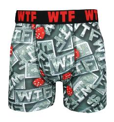 Boxer WTF Homme Casino