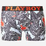 Boxer Homme Playboy City map
